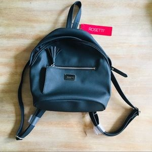 Rosetti Leather Backpack